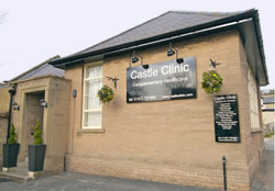 Castle Clinic therapy centre Knaresborough